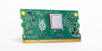 Raspberry Pi Compute Module 3+ promises better performance, starts at $25