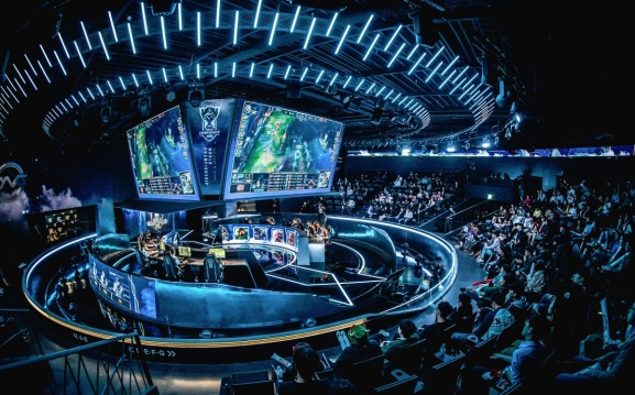 Riot Games' League of Legends is the biggest esport.