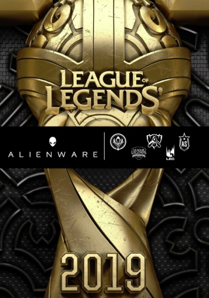 Alienware and Riot Games have teamed up.