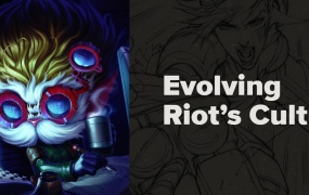 League of Legends maker Riot Games is evolving its formerly bro-oriented culture.