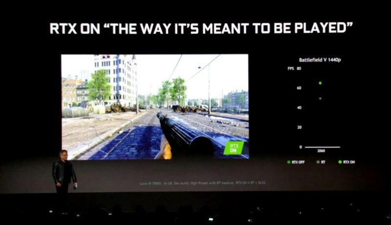 Nvidia shows off amazing real-time ray tracing demos on