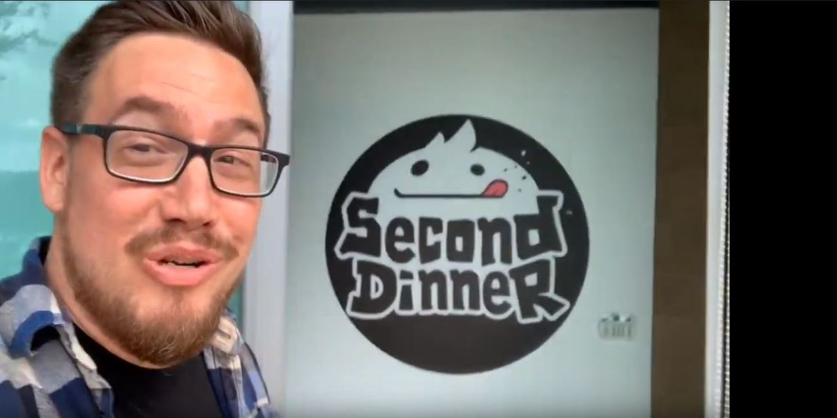 Second Dinner has funding! And an office!
