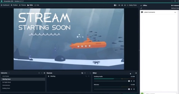 Streamlabs OBS is now easier on Facebook.