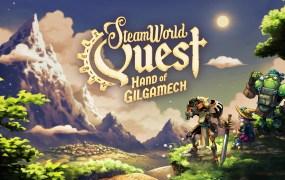 SteamWorld Quest: Hand of Gilgamech.