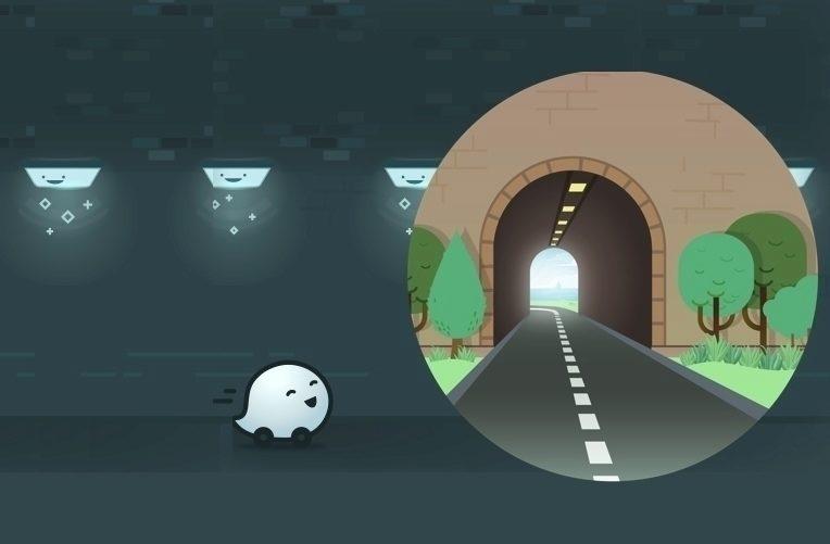 Waze Beacons arrive in New York City tunnels | VentureBeat