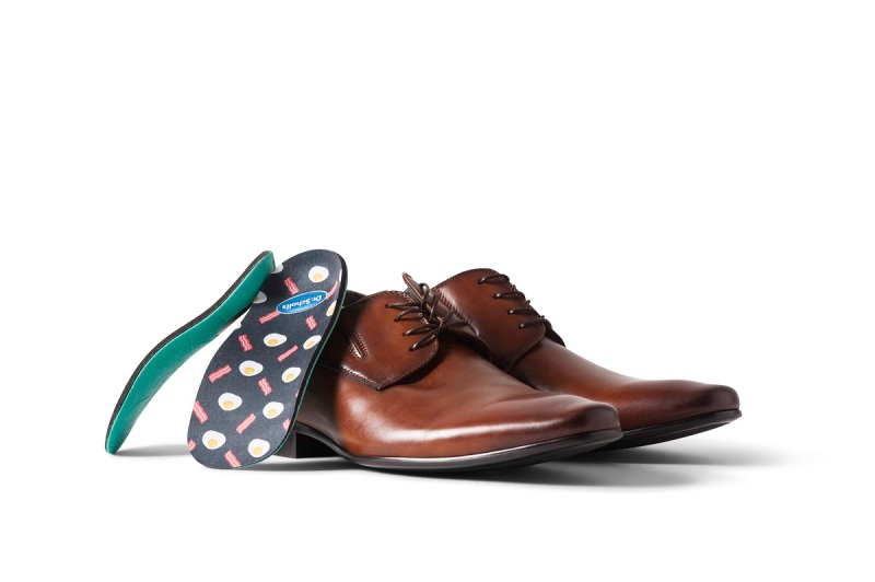 Wiivv has teamed up with Dr. Scholls.
