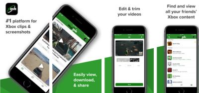 XboxDVR mobile app is the easiest way to manage your