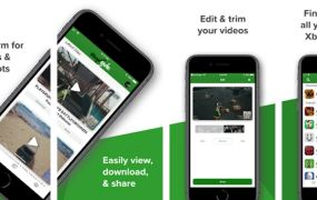 The XboxDVR app makes it easy to find your recorded content on the go.