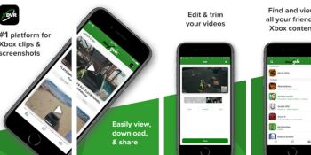 XboxDVR mobile app is the easiest way to manage your gameplay captures