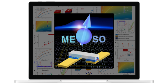 Intel's MESO logo