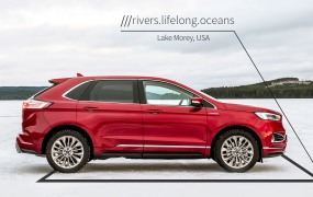 Whatewords & 2018 Ford Edge Vignale