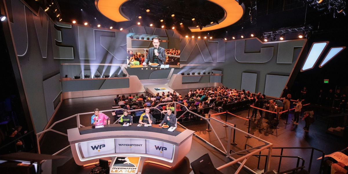 Overwatch League.