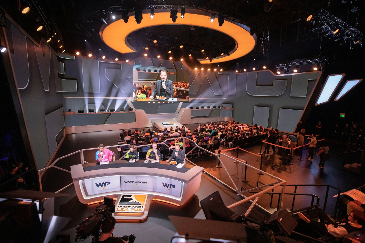 Esports broadcasting once borrowed from traditional sports — now it's their future