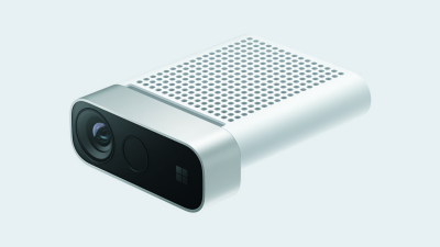 Microsoft's Azure Kinect is a $399 dev kit for computer vision and
