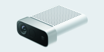 Microsoft's Azure Kinect is a $399 dev kit for computer vision and speech solutions