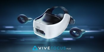 HTC's Vive Focus Plus.