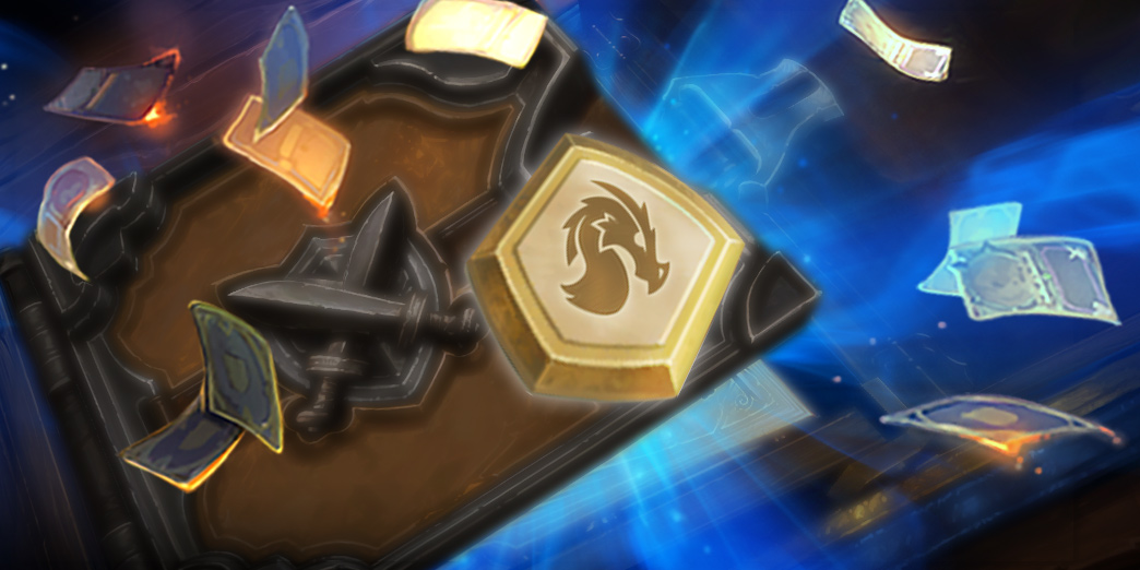 It's the Year of the Dragon in Hearthstone.