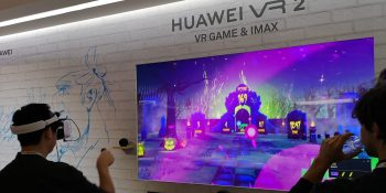 Huawei reportedly plans first 5G 8K TV to one-up Samsung and Apple