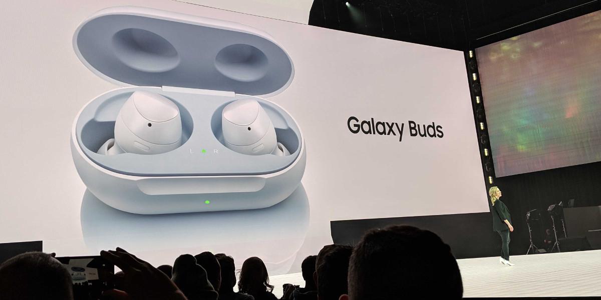 Samsung debuts Galaxy Buds with Bixby | VentureBeat
