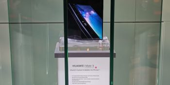 Samsung and Huawei foldables at MWC: Look, but don't touch