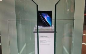 Huawei Mate X: Foldable