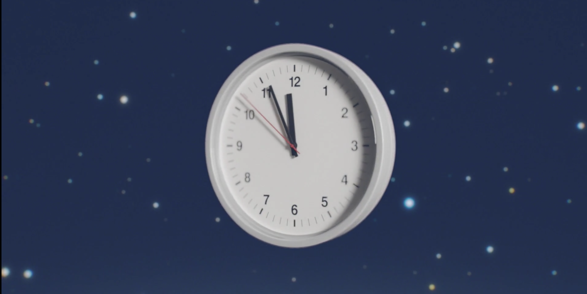 Apple's sleep tracking section of the iPhone's Health app.