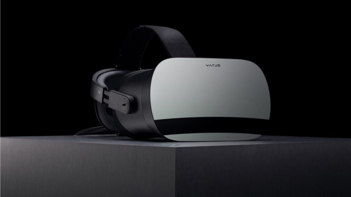 Varjo ships $5,995 VR-1 headset with retina display for industrial