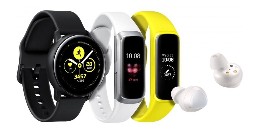 Techmeme: Samsung debuts a basic Galaxy Fit band and Galaxy Watch
