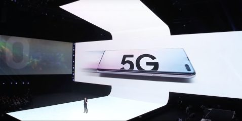 Verizon CEO touts 1.5Gbps peak 5G speed as S10 reviewers hit approved sites