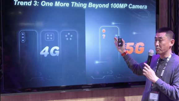 Lenono Phone VP Edward Chang discusses 5G and the Lenovo Z6 Pro at MWC 2019.