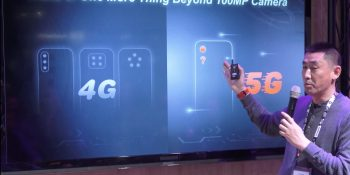 Lenovo teases Z6 Pro phone with 5G and 'beyond 100MP' Hyper Video camera