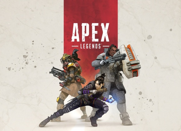 Apex Legends features 3-character squads.
