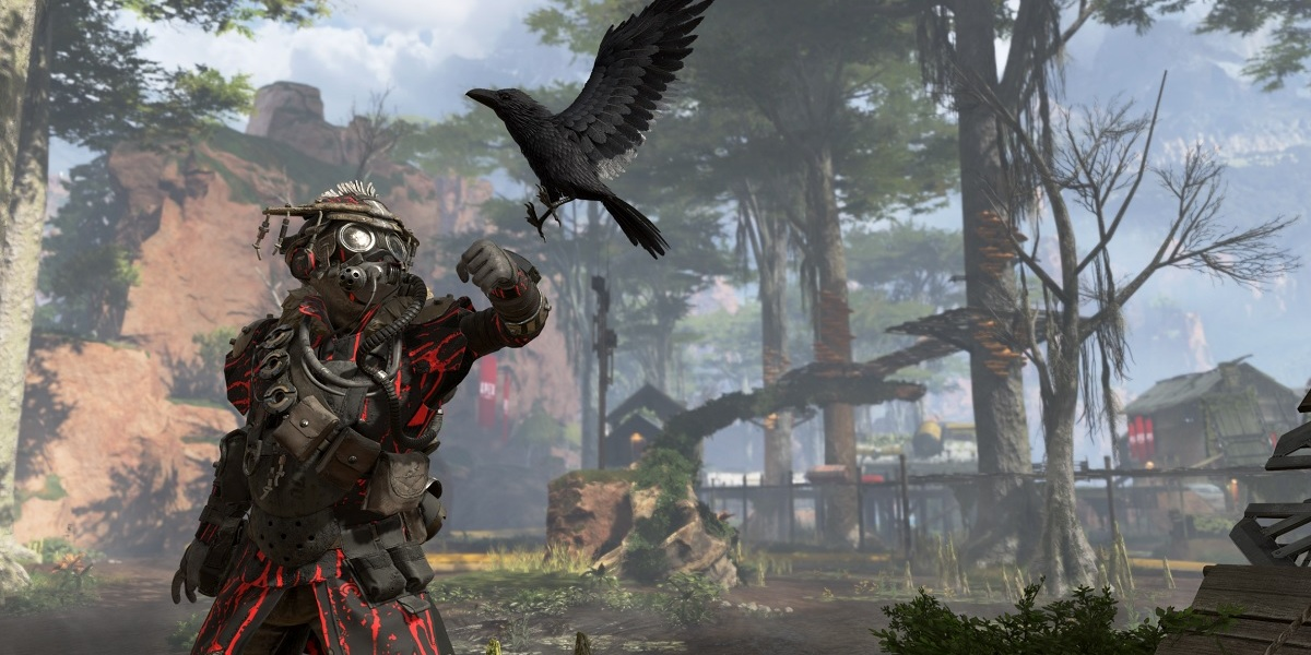 Bloodhound is one of eight Legends in Apex Legends.