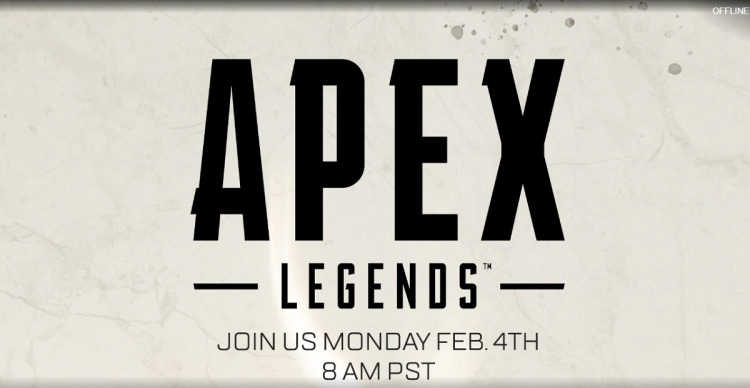 Apex Legends is a new game coming from Respawn Entertainment.