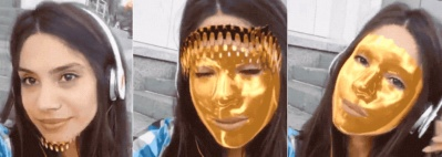ARCore 1 7 adds augmented faces, object animations, and UI