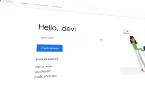 Google .dev registrations now open for business