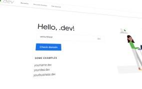 Google .dev registrations now open for business