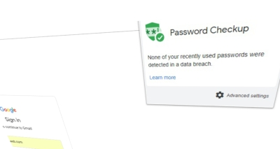 Google launches Password Checkup Chrome extension to thwart