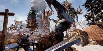 Oculus Studios and Sanzaru unveil Asgard's Wrath VR game