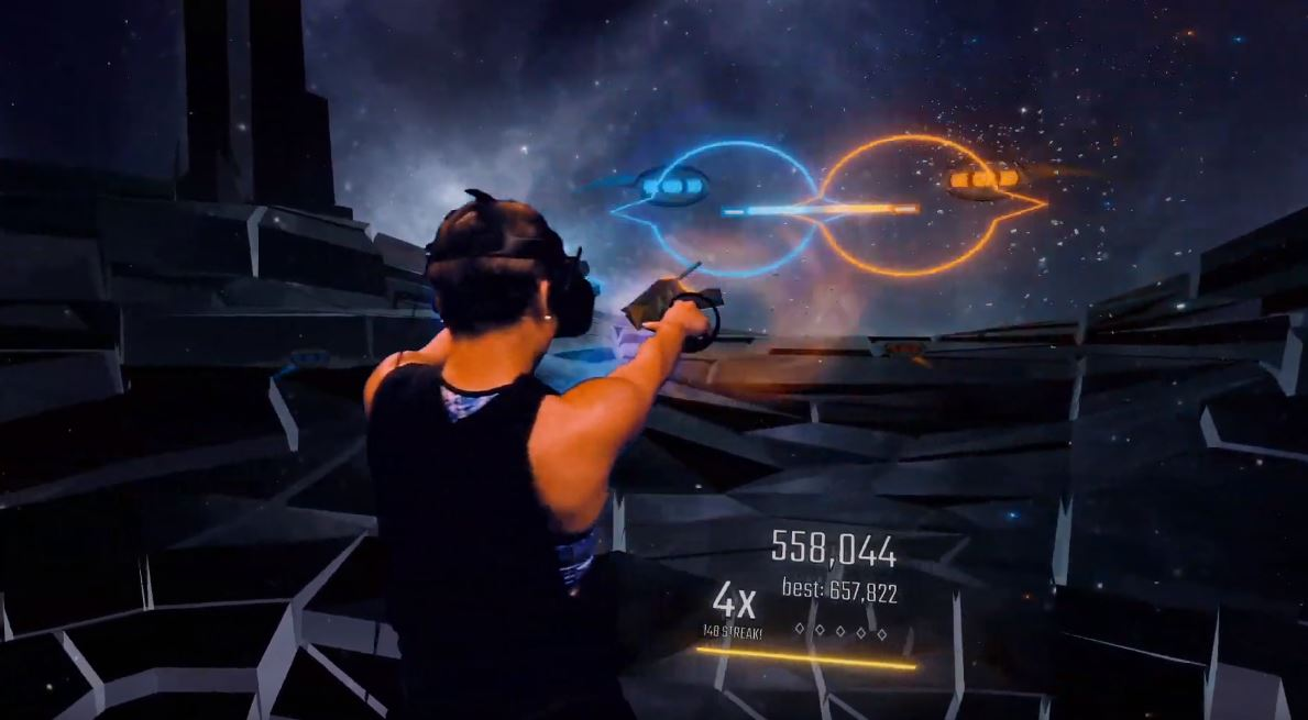 Harmonix's Audica will finally hit Oculus Quest on January 28 - VentureBeat