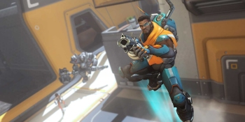 Overwatch's Baptiste makes it even harder to kill anyone