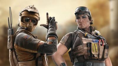 Ubisoft continues to tease Rainbow Six: Siege's Burnt