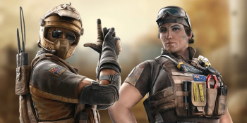 Ubisoft continues to tease Rainbow Six: Siege's Burnt Horizon content