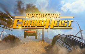 Call of Duty: Black Ops 4's latest expansion, Operation Grand Heist.