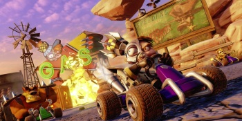 Crash Team Racing: Nitro-Fueled has the best launch in franchise history