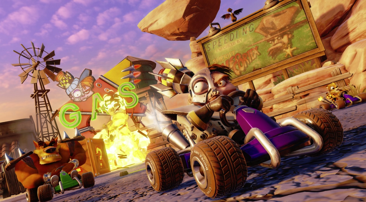 download ctr nitro fueled on pc