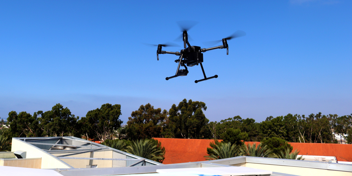 AI helps drones dodge fast-moving objects | VentureBeat