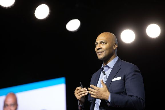 Stanley Pierre-Louis is acting CEO of the game industry lobbying group, the ESA.