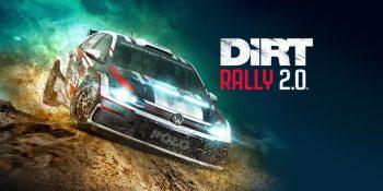 DiRT Rally 2.0 is racing toward Oculus Rift support