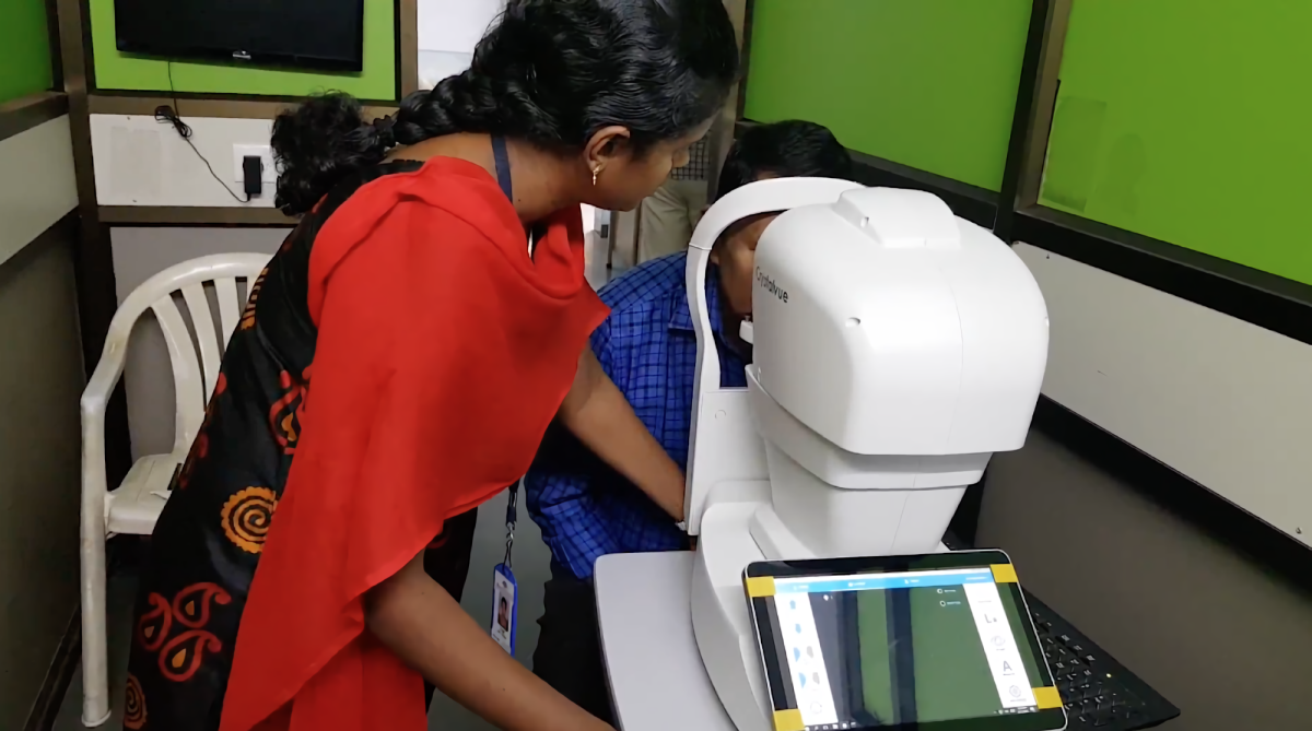 Google works with Aravind Eye Hospital to deploy AI that can detect eye disease